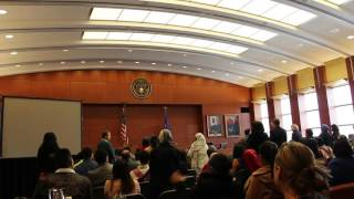 USA Citizenship Naturalization  Ceremony 2016, Minnesota. 31 countries were represented