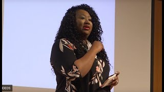 Скачать A Seat At The Table Bree Clarke TEDxCUNY