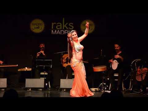 Wahastini - Luxor - Raks Madrid Festival