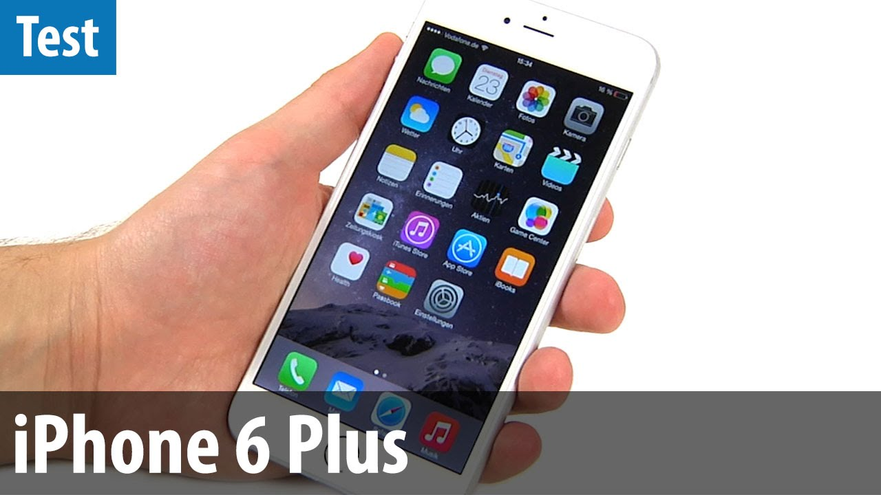 iphone 6 plus wirklich so gut die antwort im test video