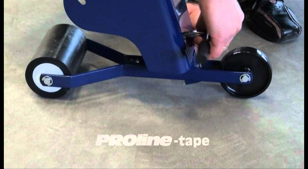 proline line marking machine