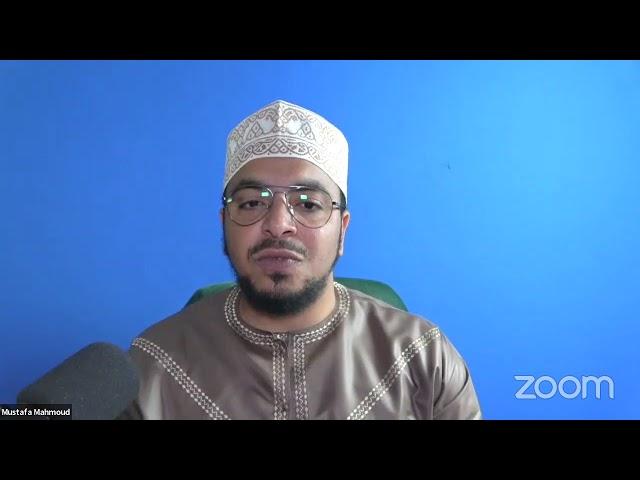 Signs of Judgment Day - Part 4 Warfare - Imam Mustafa Abdalla -Friday Weekly halaqah  2/7/21