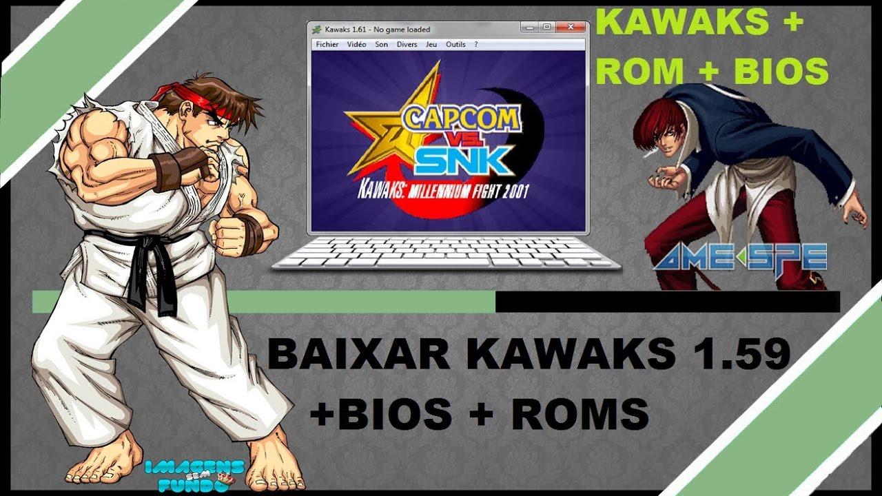 les jeux de kawaks