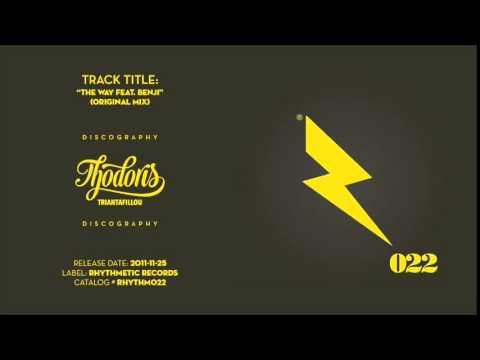 Thodoris Triantafillou & Cj Jeff - The Way Feat. Benji (Original Mix)