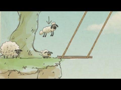 Три овечки идут домой #2. Приключение трех овечек. Home Sheep Home