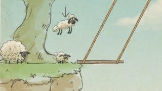 Обложка Овечки идут домой Home Sheep Home 3 Овечки