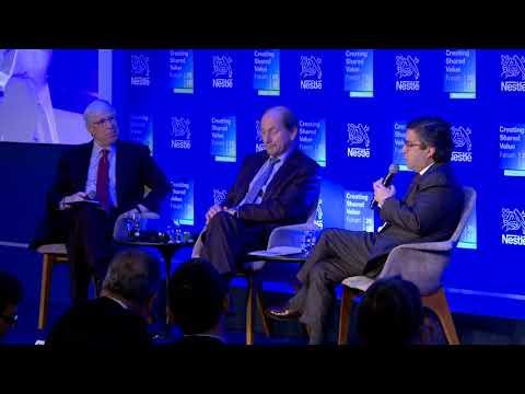Conversation with Paul Bulcke & Luis Alberto Moreno, moderated by Mark R. Kramer