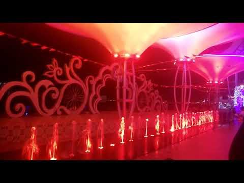 Fountain Show di Waterfront Baywalk Mall Pluit Jakarta FULL