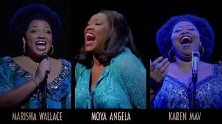 Meet Your Effies | Dreamgirls West End