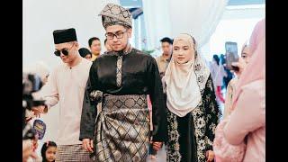 Gambar cover Video Majlis Pernikahan & Persandingan Hadi x Dayana