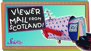 Viewer Mail from Scotland! | Science for Kids