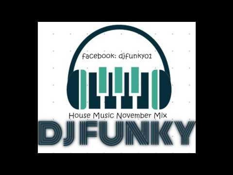 House Music Mix November/December 2015
