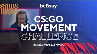 ACOR is a movement GOD | CS Movement Challenge