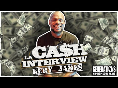 Youtube: CASH INTERVIEW – KERY JAMES