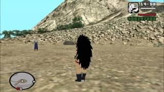 Dragon Ball Z Onbekend - Saiyans on Earth - GTA San Andreas