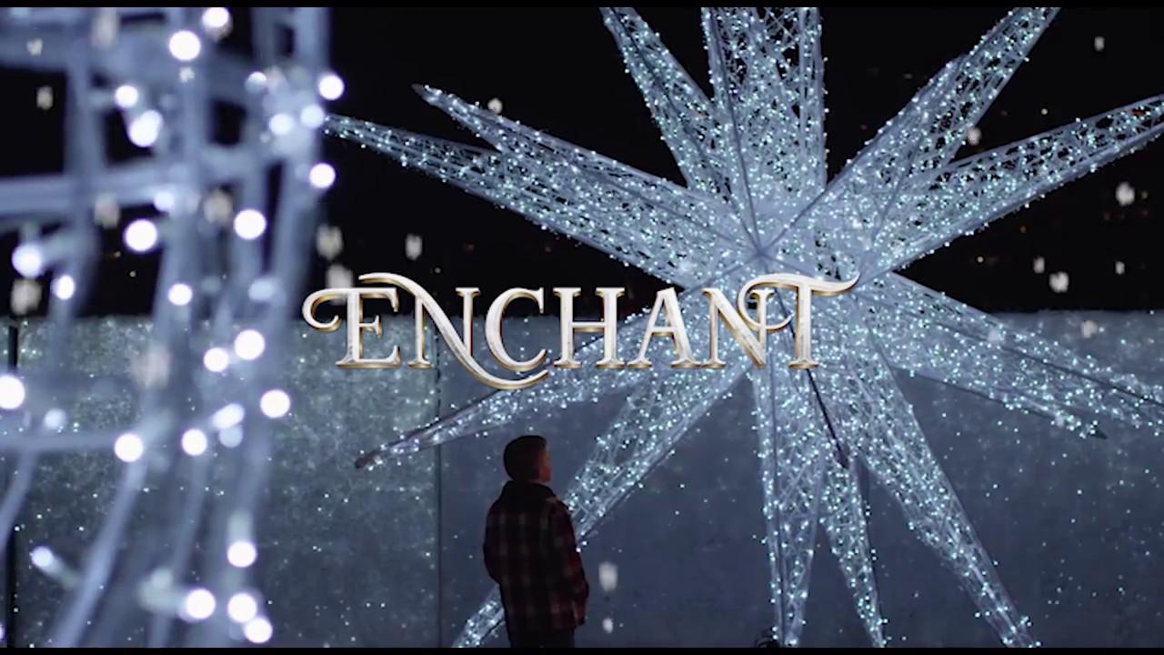 Enchant Christmas.Enchant The World S Largest Light Maze And Market