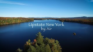 Upstate New York by Air