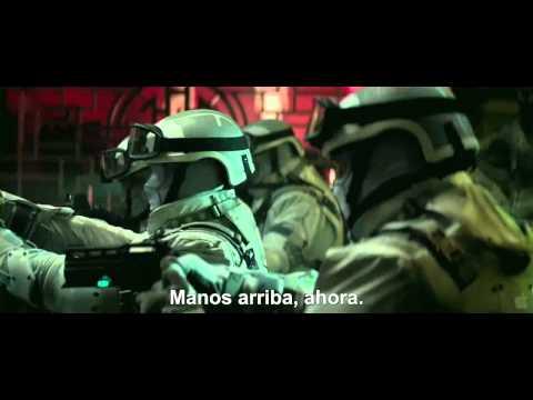El Vengador del Futuro 2012 TOTAL RECALL Trailer #1 Subtitulado en Español Full HD 1080p 1 clip0