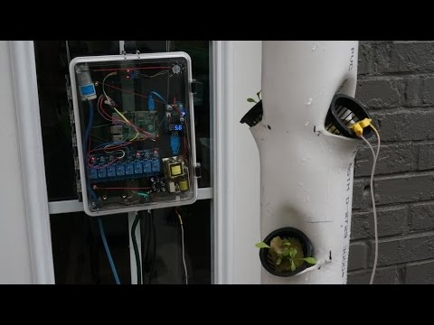 Arduino Hydroponics Controller | FunnyCat TV