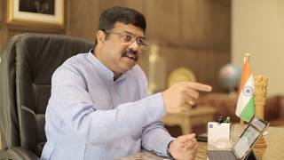 Data Intelligence for Scheme Tracking - Interview with Hon'ble Minister of State, Dharmendra Pradhan