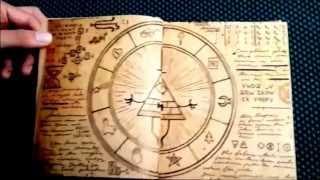 gravity falls journal 3 fan made replica espaol