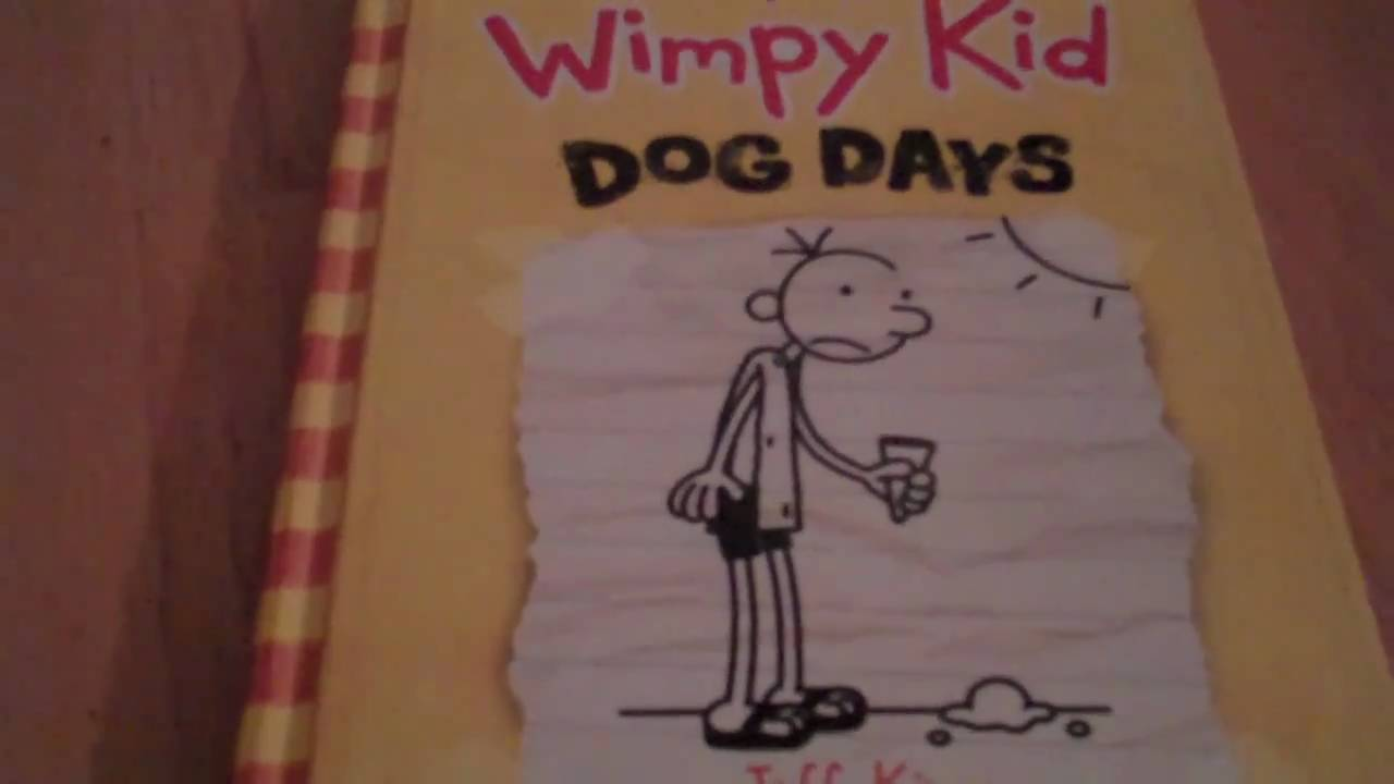 Diary of a wimpy kid dog days book review youtube diary of a wimpy kid dog days book review solutioingenieria Image collections