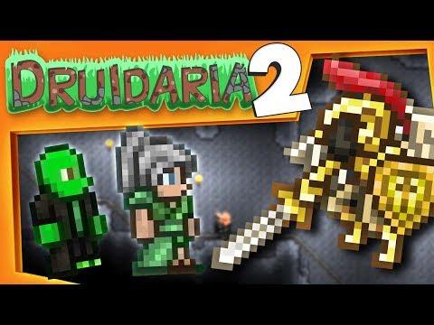 Terraria Season 2 #44 - We Fight The Buried Champion