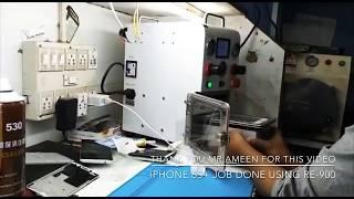 Baixar Iphone 6s+ Successfully Laminating Done Using RE-900 Edge OCA Machine, Sales WhatsApp : 9830833133