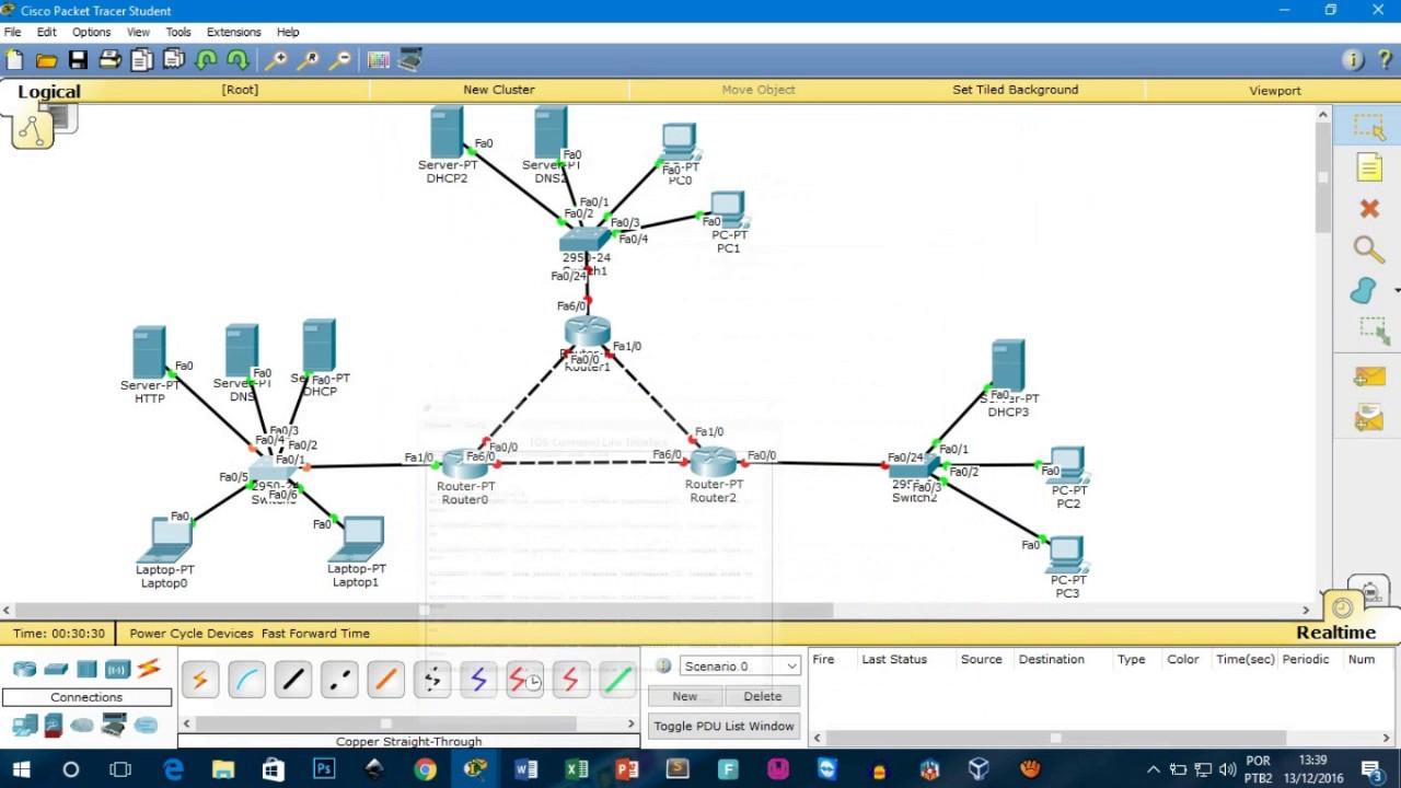 Calculo de sub rede configurando vlans e comunica o entre for Calculadora de redes