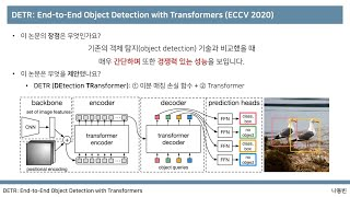 DETR: End-to-End Object Detect…