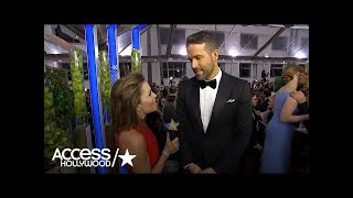 Golden Globes: Ryan Reynolds Reveals If He Gets Mistaken For Ryan Gosling!