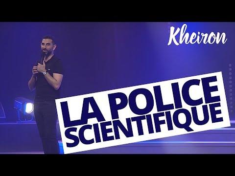 La police scientifique - 60 minutes avec Kheiron