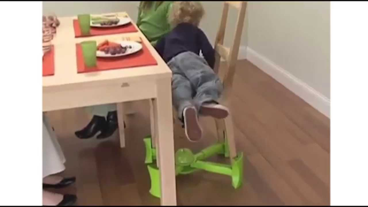 Kaboost Portable Chair Raiser - Demonstration | BabySecurity  sc 1 st  YouTube & Kaboost Portable Chair Raiser - Demonstration | BabySecurity - YouTube