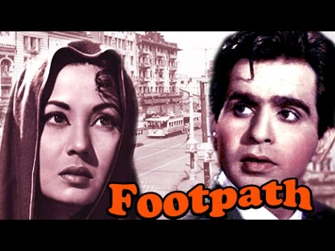 """Foot Path""   Full Classic Movie   Dilip Kumar   Meena Kumari   1953"