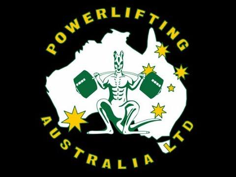 2016 Australian Junior & Masters Powerlifting, Raw, BP & EQD Championships