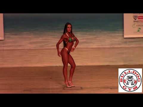 Bikini Novice Overall Champion 2018 NPC Southern States Championship