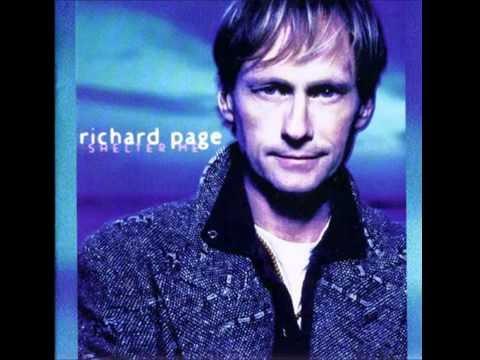 Shelter Me -  Richard Page