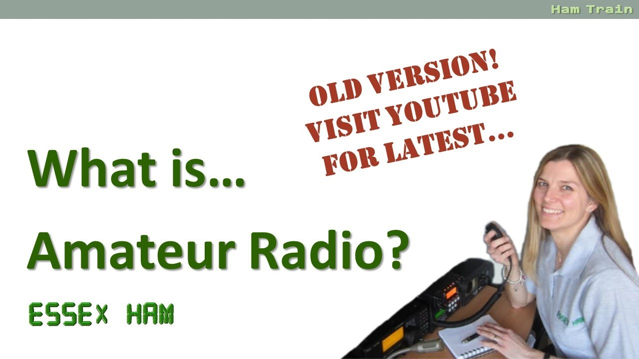 introduction to amateur radio - youtube
