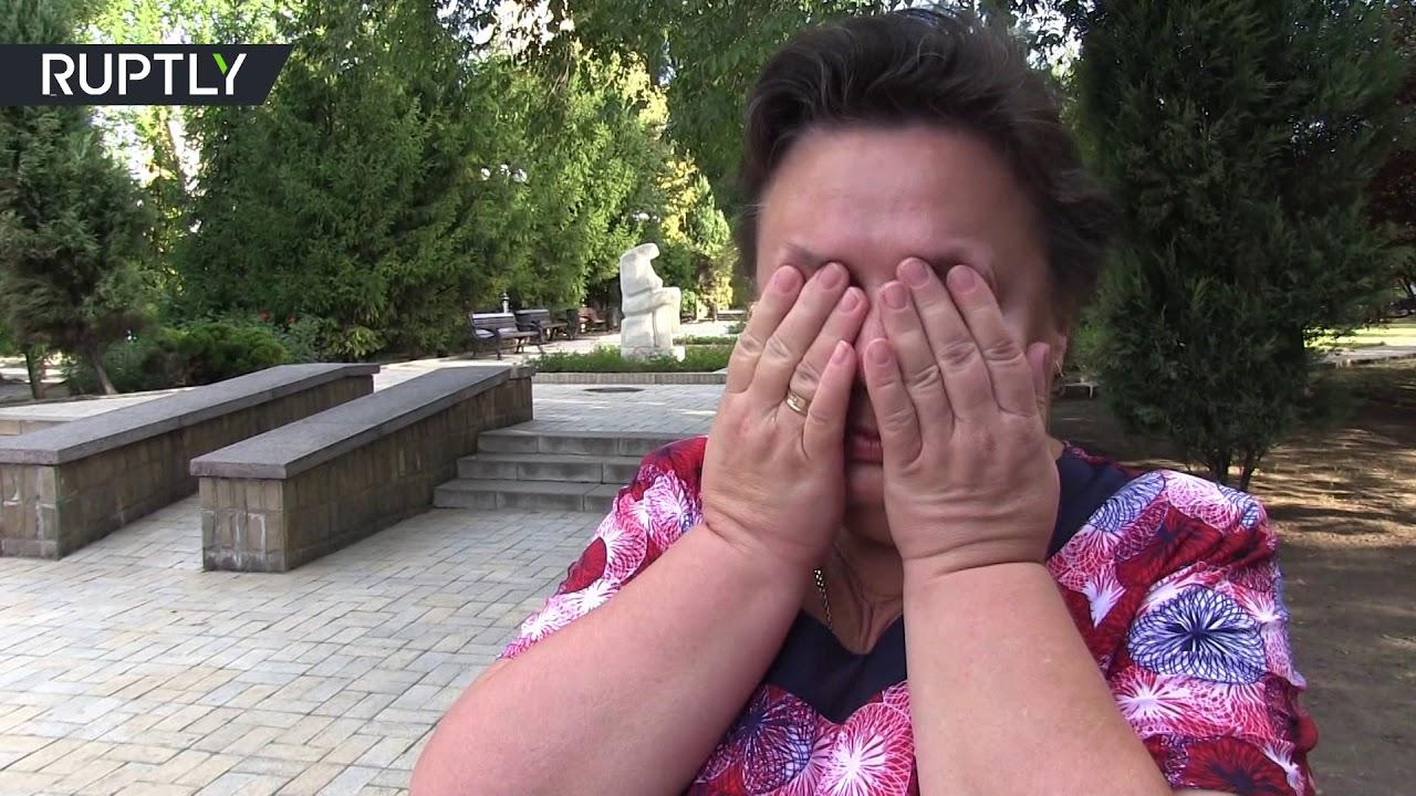 «Потеряли надежду»: жители Донецка о гибели Александра Захарченко