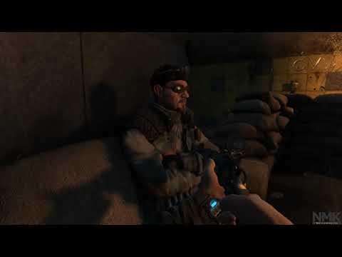 Прохождение Metro 2033 Redux Full HD   Часть 4  Сухаревская, Призраки