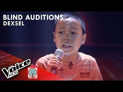 Dexsel Plaza - Tunay Na Mahal | Blind Auditions | The Voice Kids Philippines Season 4