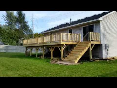 Build Deck Diy