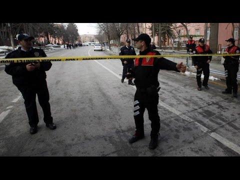 TURKEY - Suicide Bomb Blast Hits Istanbul