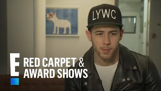 Exclusive: Nick Jonas Talks Working With Shay Mitchell | E! Red Carpet & Award Shows