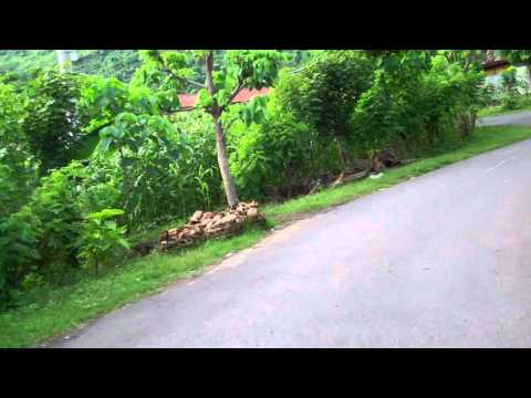 Digital Gangster Cam - Amed Indonesia On The Motorbike Travel Video