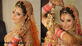 Real Asian Bridal Makeup - Simple And Subtle Look - Complete Hair And Makeup thumbnail