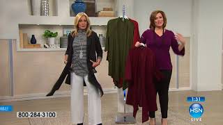 HSN | Slinky Brand Fashions 01.26.2018 - 01 PM