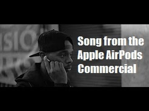 """Apple AirPods Commercial Song - """"Down""""  Marian Hill"""