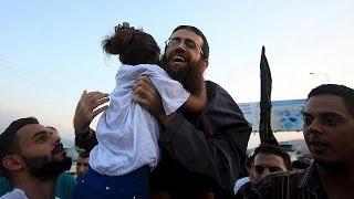 Israel libera al preso palestino Jader Adnán que pasó 55 días en huelga de hambre