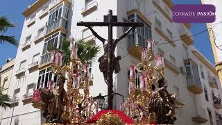 Cristo de la Misericordia (La Palma) por C/ Virgen de la Palma/H. Mujeres (Semana Santa Cádiz 2019)